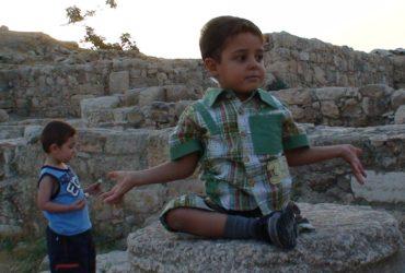 Mustafa's Story: Part I