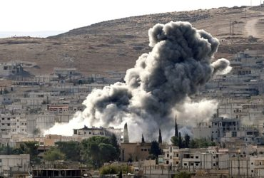 Hundreds Killed in US Bombing of Syria / Iraq